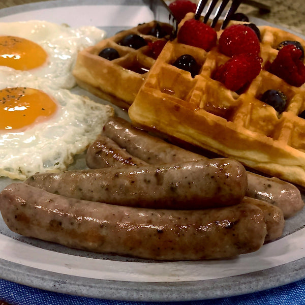 American Butcher Breakfast Links 1oz (128 links, frozen)