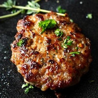 American Butcher Breakfast Sausage Patties 2oz each (80 patties, frozen)