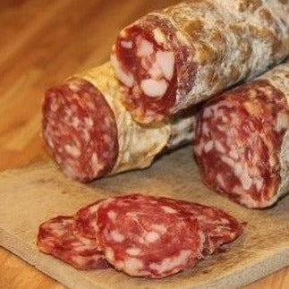 American Butcher Cherry Pie Salami 8oz stick (cured)