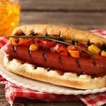 Painted Hills All-Natural Beef Franks 4oz (32 franks per 8lb case, frozen)