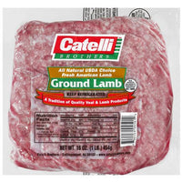 Catelli Ground Lamb (2lb, frozen)