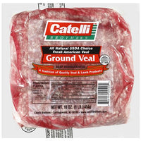 Catelli Ground Veal (2lb, frozen)
