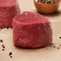 Angus Filet Mignon, 8oz each (1 Filet Mignon or a case of 24, frozen)