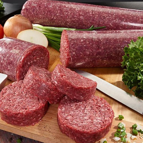 Ground Angus Beef 81/19 (10lb chub, fresh)