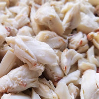 Fresh Hand Picked Gulf Blue Regular Lump Crabmeat (a 1lb tub, fresh)