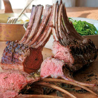 Australian Lamb Rack 21oz rack (1.3lb average pack, frozen)
