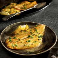Petrale Sole Flounder Skinless Fillets (fresh)
