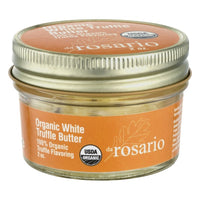 White Truffle Butter, USDA organic (8oz jar)
