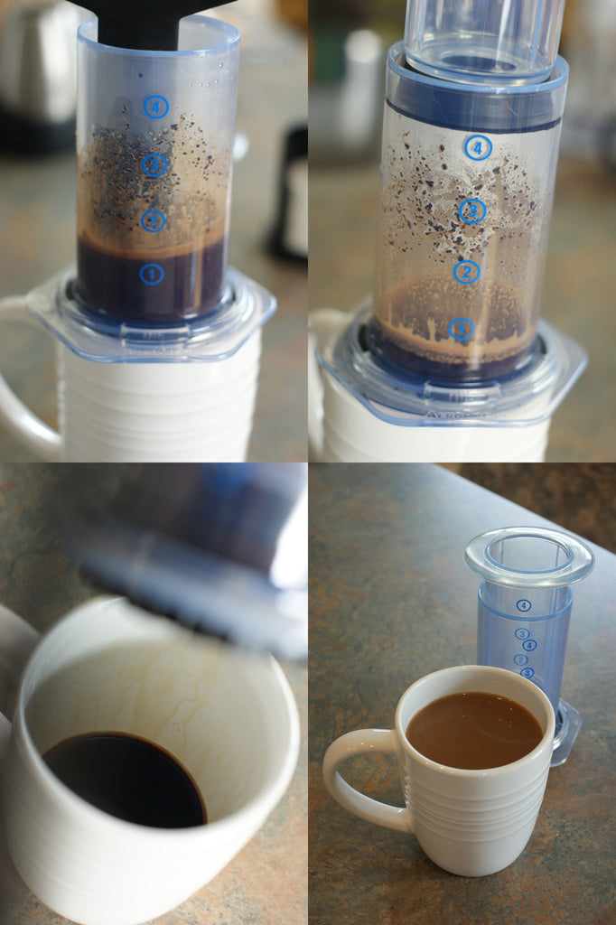 Aeropress—A New Classic Brew Technique