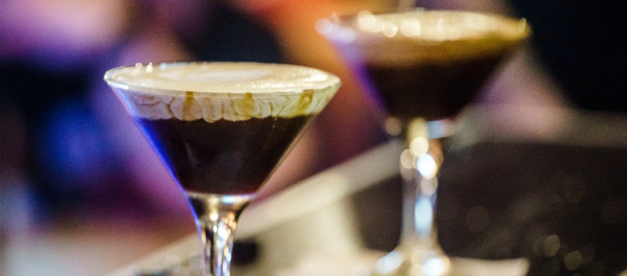 Coffee for Grown-Ups: Cocktails with a Kick