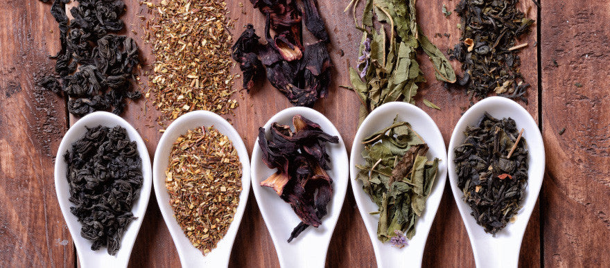 Know Your Herbal Teas
