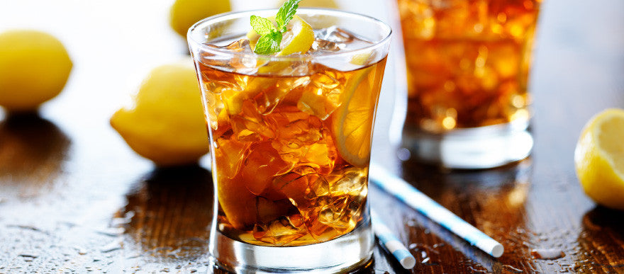 Iced Tea: The New Health Food