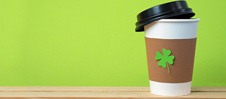 Holiday Coffee for St. Patrick's Day