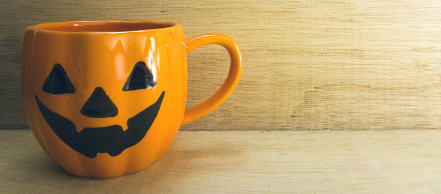 Coffee Tricks And Treats—for Halloween