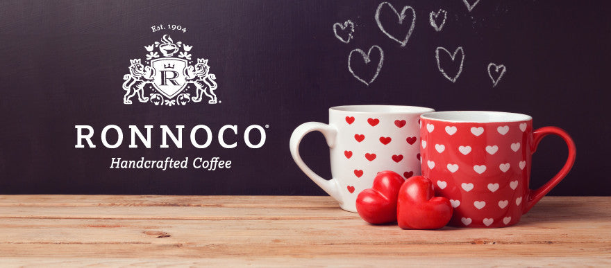 Got a Crush? How Coffee Can Help You Fall in Love This Valentine's Day