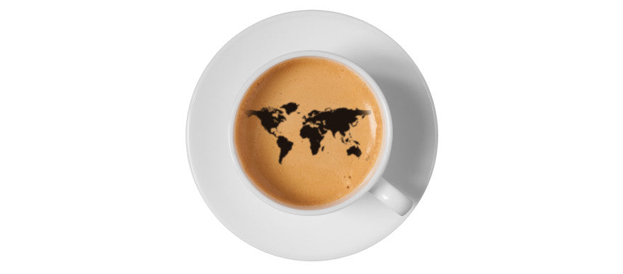 Around The World in Coffee
