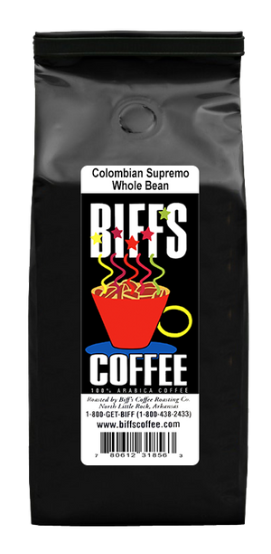 Colombian Supremo - Whole Bean