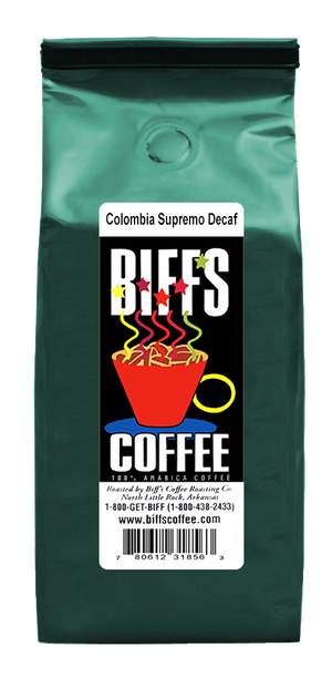 Decaf Colombian Supremo