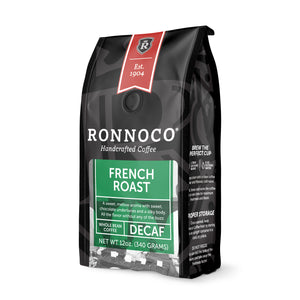 Decaf French Roast, Whole Bean
