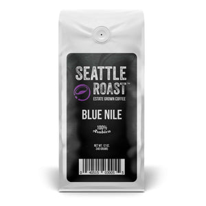 Seattle Roast Blue Nile, Whole Bean