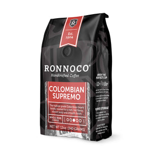 Colombian Supremo, Whole Bean