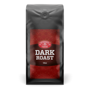 Henderson Dark Roast, Ground
