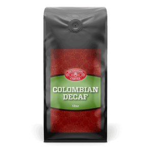 Henderson Decaf Colombian, Ground