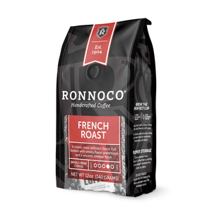French Roast, Whole Bean