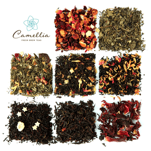 Camellia Fresh Brew Decaf Iced Tea