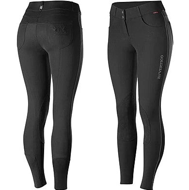 B Vertigo Kimberly Leather Knee Patch Breech