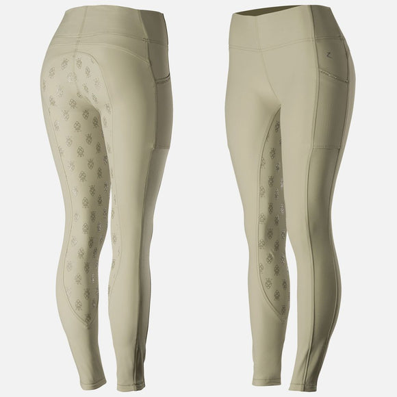 Horze Leah Tights - UV Protect