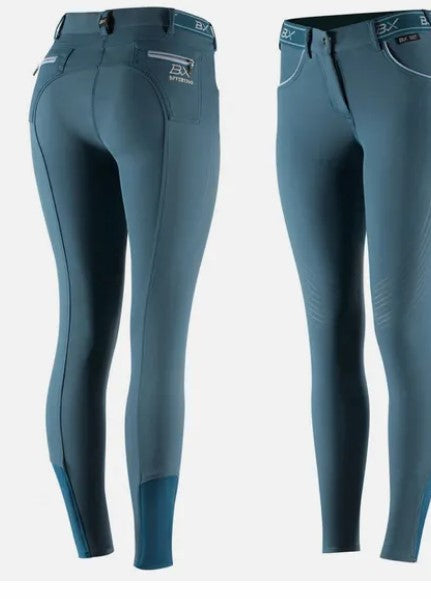 B Vertigo BVX Xandra Silicone Knee Patch Breech
