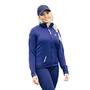 Horze Alina Light Fleece Jacket