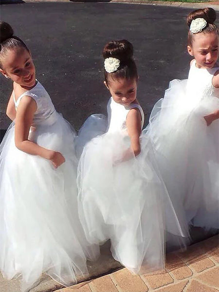 Flower Girl Dresses MG023