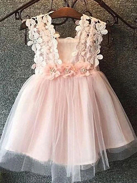 Flower Girl Dresses MG025