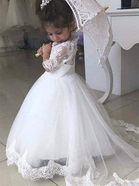 Flower Girl Dresses MG027