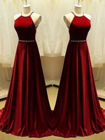 A Line Formal Dresses Prom Dresses Banquet Gowns Evening Gowns MPD474