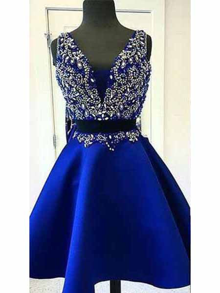 Two Pieces Homecoming Dresses Sweet 16 Dresses MPD524