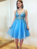 Sequined Homecoming Dresses Sweet 16 Dresses Wedding Party Dresses MPD563