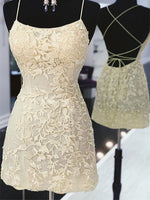 Lace Homecoming Dresses Sweet 16 Dresses MPD604