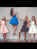 Sweet 16 Dresses Homecoming Dresses Wedding Party Dresses MPD607