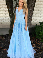 Tulle and Lace Prom Dresses Banquet Gowns Evening Gowns MPD611