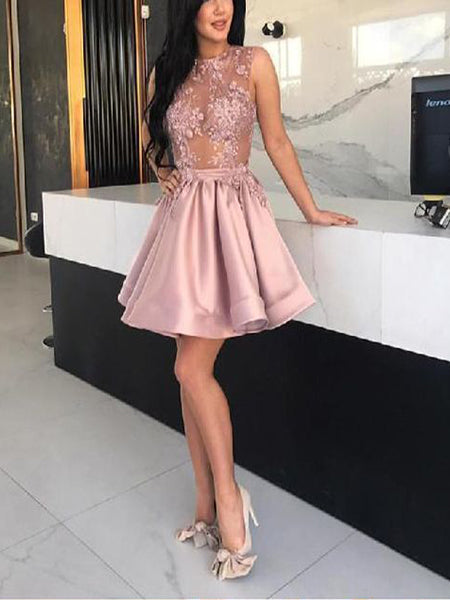 Sweet 16 Dresses Homecoming Dresses Wedding Party Dresses MPD650