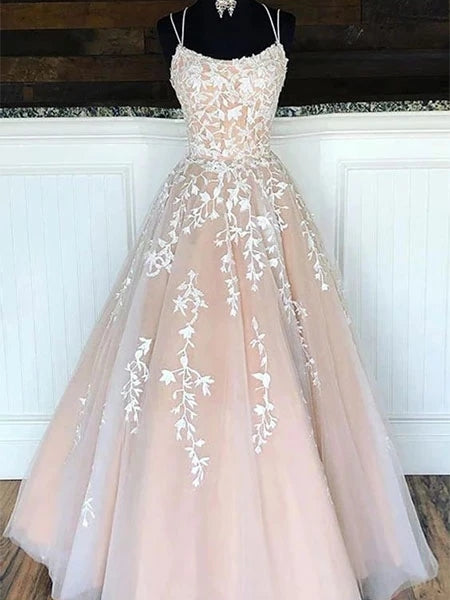 Lace Banquet Gowns Evening Gowns Prom Dresses MPD716
