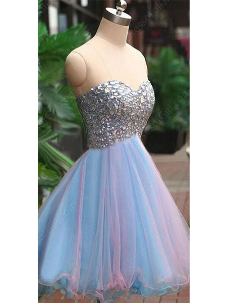 Sweet 16 Dresses Homecoming Dresses Wedding Party Dresses MPD727