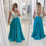 Lace Prom Dresses Banquet Gowns Evening Gowns MPD754