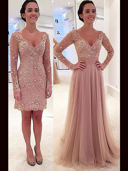 Tulle and Lace Prom Dresses Banquet Gowns Evening Gowns MPD791