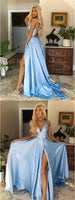 Prom Dresses Banquet Gowns Evening Gowns with Slit MPD793