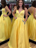 A Line Prom Dresses Banquet Gowns Evening Gowns MPD835