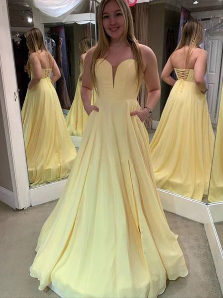 Chiffon Prom Dresses Banquet Gowns Evening Gowns MPD836